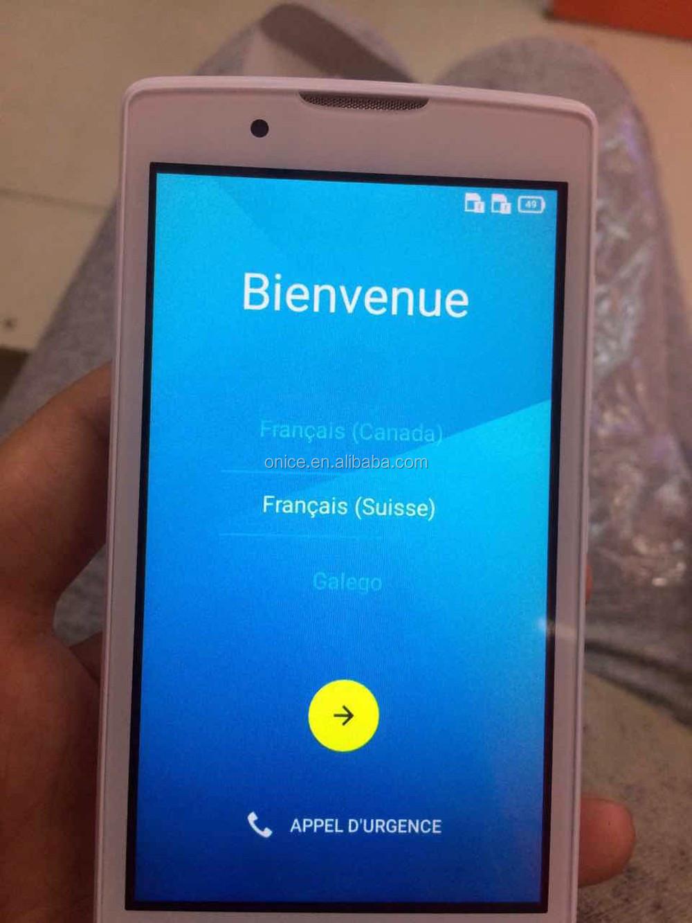 Camera Cdma Gsm Android Phone original lenovo a2580 mobile phone 4g 3g cdma gsm dual sim android quad core