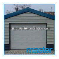 Low Cost Light Steel Garage Doors