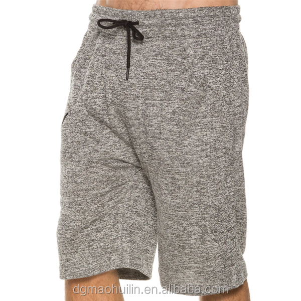 Activewear Wholesale Mens Shorts Terry Fleece Fabric French Terry ...