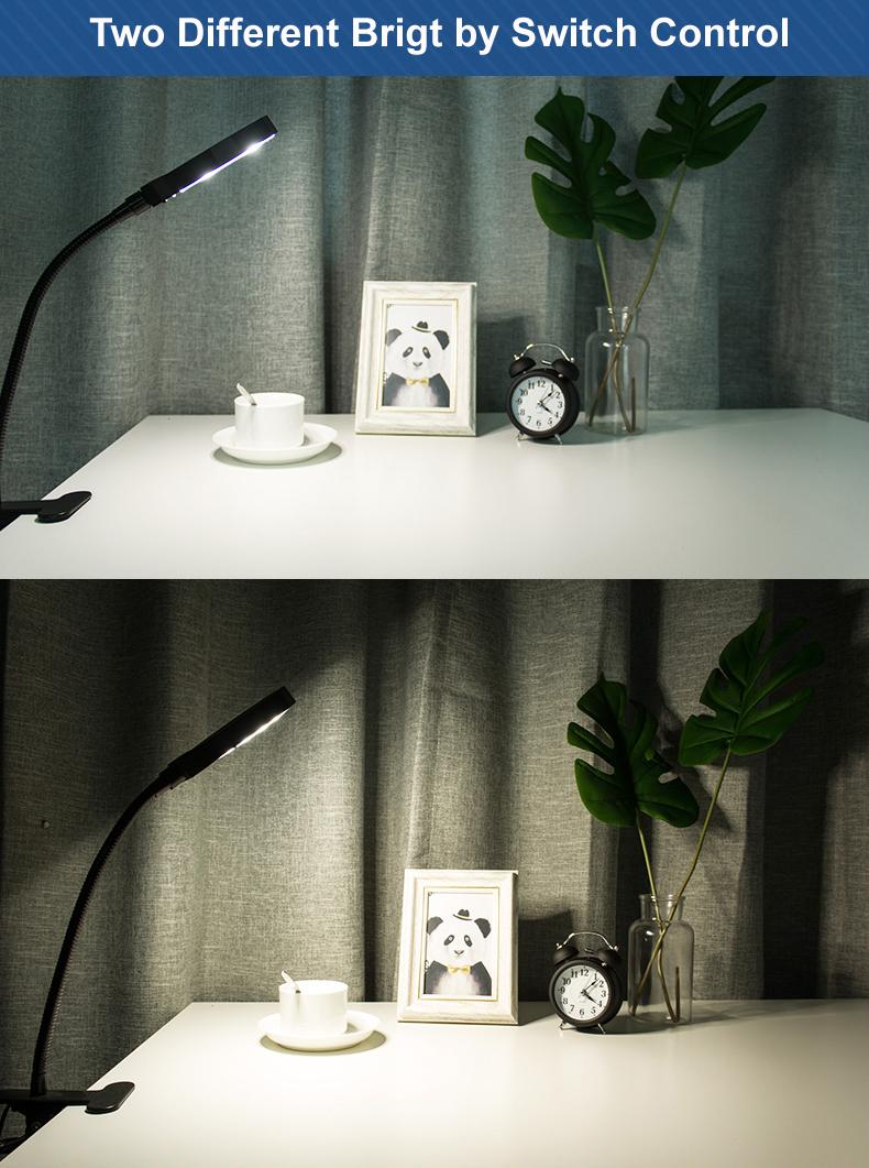 Len Klassisches Design dh 88001 clip on arm magnifying glass lens neck magnifier