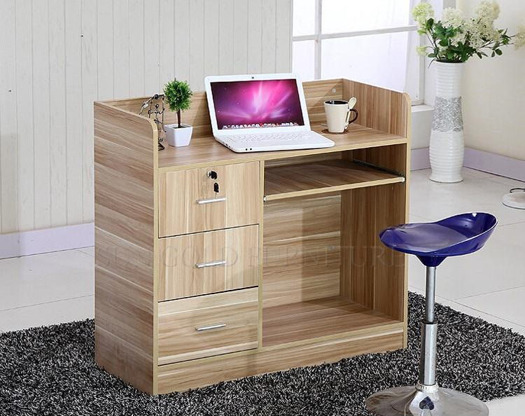 small office reception desk. pink modern wood small shop counter design office reception desk szrtb0252 p