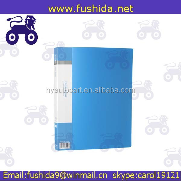 Stationery OEM factory durable quality hospital use plastic paper file