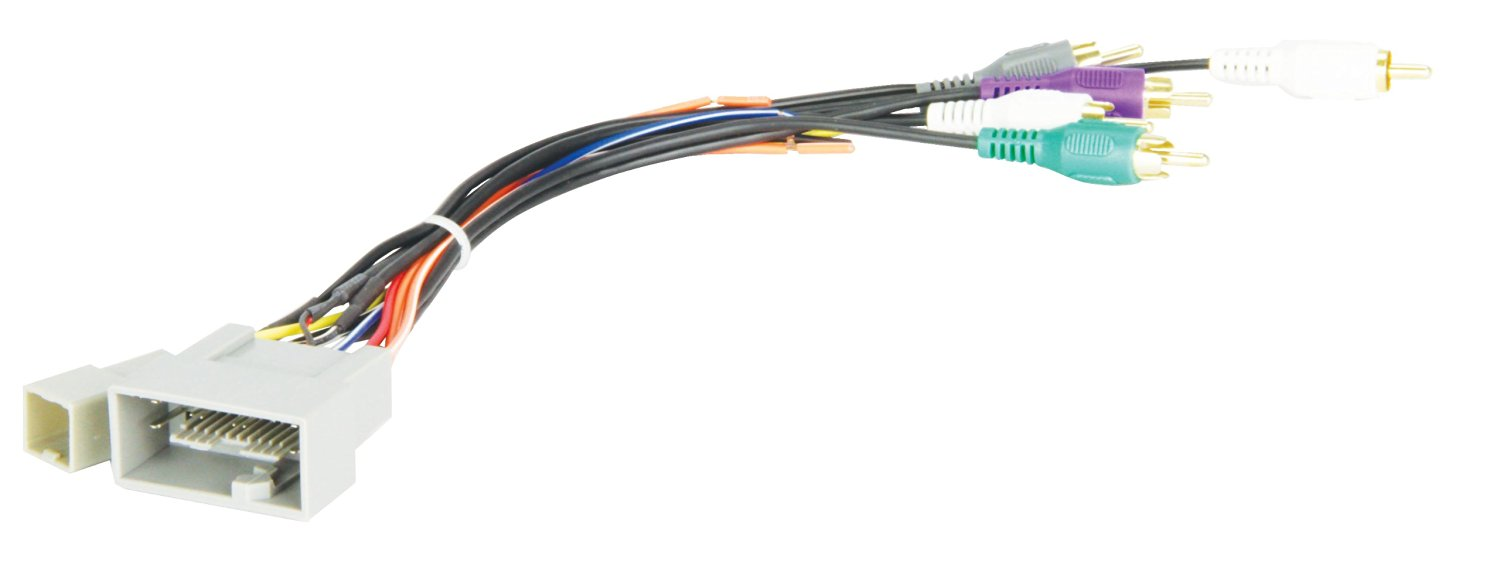 Cheap Scosche Radio Wiring Harness Find 2008 Hyundai Santa Fe Get Quotations For Up Honda Amplified System