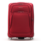 Fashion red polyester EVA luggage set hand luggage trolley travel suitcase 2 wheels