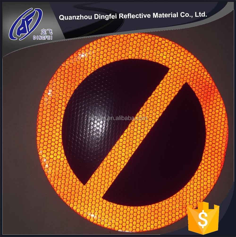 Customized Reflective Safety Road Warning Traffic Cone Sleeves ...