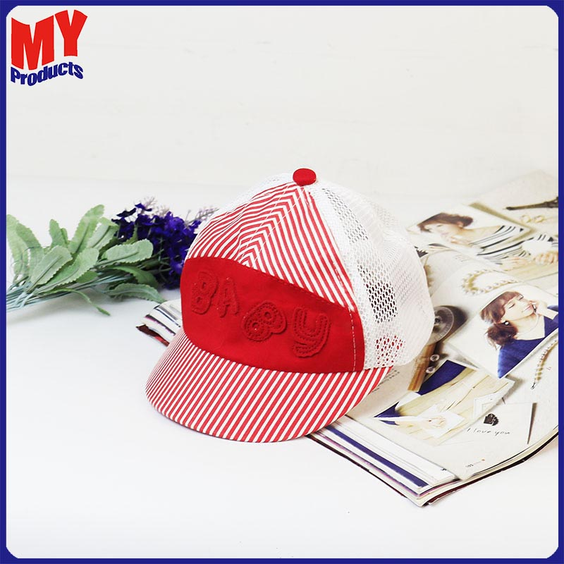 OEM ODM small size kids snapback cap made in China