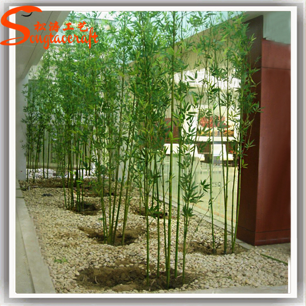 Guangzhou Supplier Wholesale Artificial Plastic Bamboo