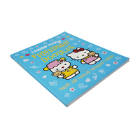 Professional Bulk Custom Children Hardcover Case Bound Book