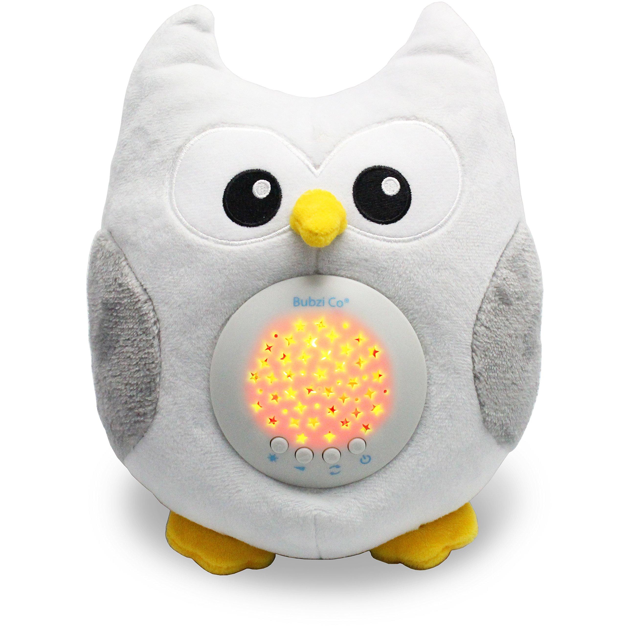 Bubzi co baby sleep aid night light shusher sound machine baby gift led