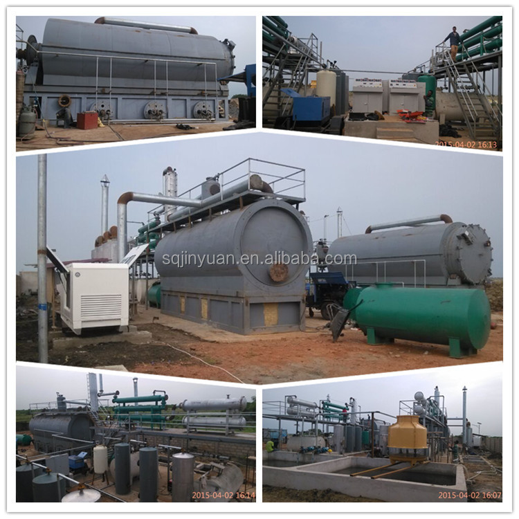 Used Motor Oil Recycling Machine From Jinpeng Buy Used