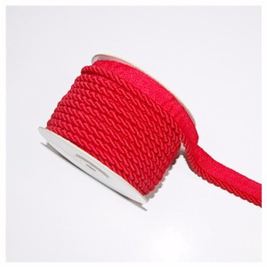 Free sample cheap red cotton rope