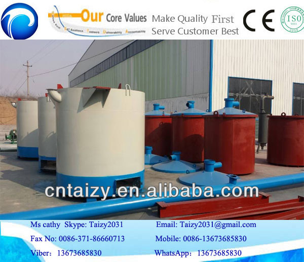 energy saving and high temperature rice husk activated carbon furnaces