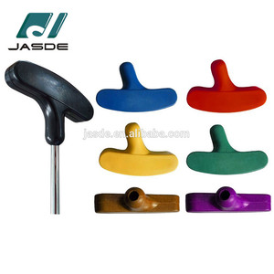 Rubber head mini golf putters for kids