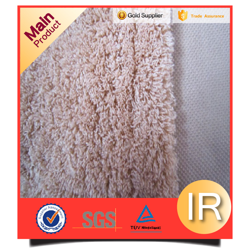 Free sample available manfacturer of plush soft toy fur fabric