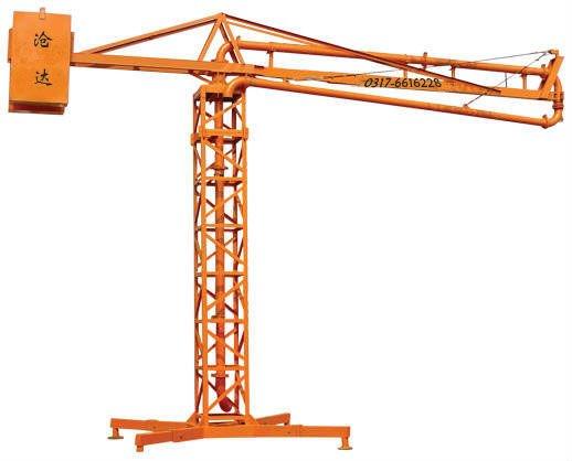 Handleiding beton plaatsen boom mobiele betoncentrale betonpomp placer/beton spreader/betonpomp plaatsen boom
