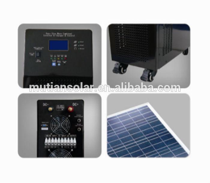 2kw 3kw 5kw Solar Panels Heavy Duty System / Electric ...