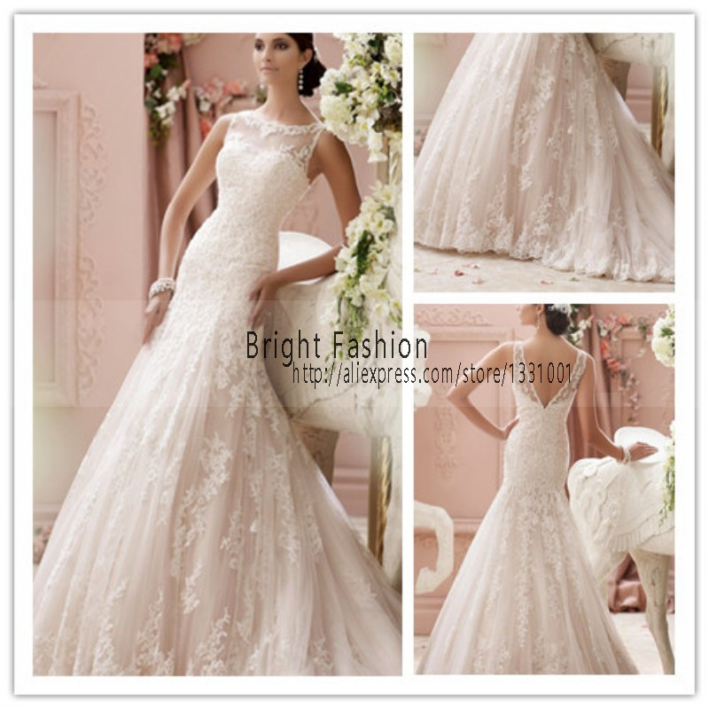 Christian Wedding White Gown: Simple-Off-White-Wedding-Dresses-2015-New-Christian