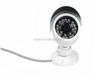 RY-5012 High Resolution Waterproof 700TVL Sony CCD 24 IR Leds Security Bullet CCTV Camera