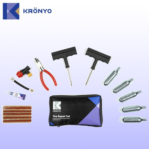 KRONYO car puncture puncture safe tyre sealant new tire flat