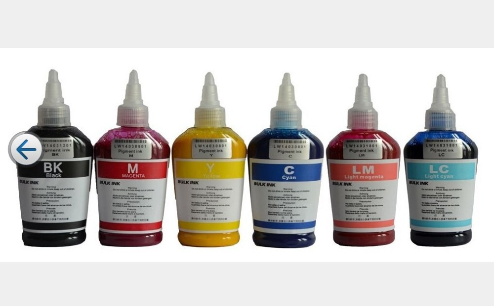 water based pigment ink for Epson EPSON STYLUS PRO 4000/9600