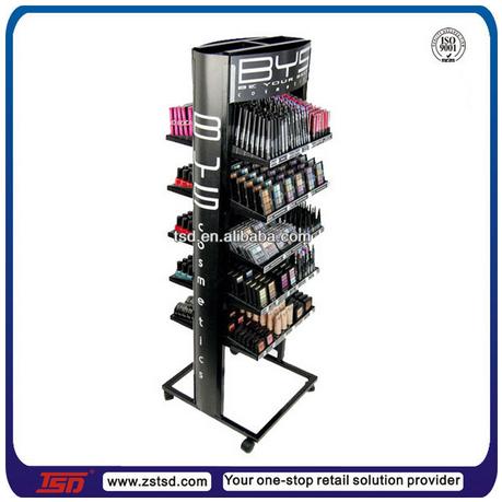 Tsd-m132 Custom Shop Retail Floor Opi Nail Polish Display Rack ...
