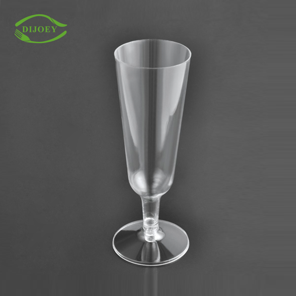 Gold supplier disposable decorative custom party beer communion clear ice cream tea cheap champagne bulk plastic cups