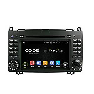 NaviTopia KD-7002 HD 1024x600 Quad Core 16G 7inch Android 4.4.4 Car DVD GPS Navigation for BENZ A-W169 (2005-2011) / BENZ B-W245 (2005-2011) / BENZ Viano (2009-2011) / BENZ Vito (2009-2011)