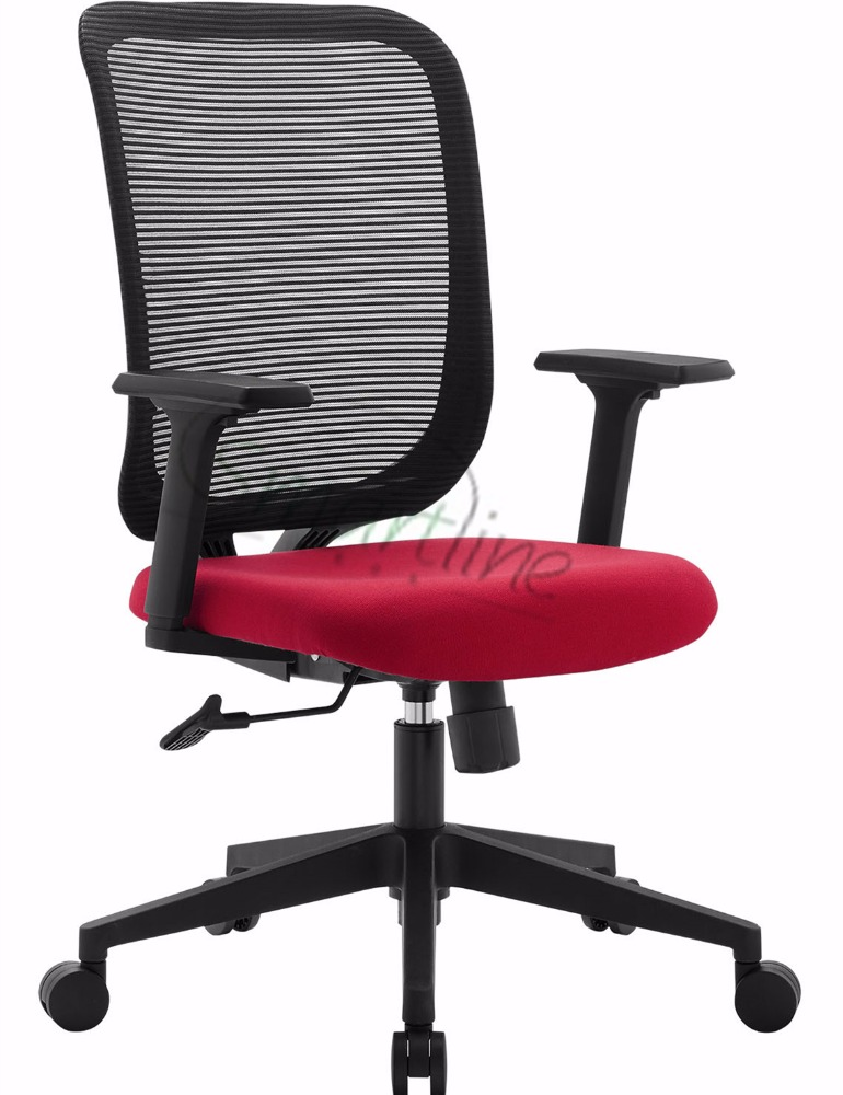 Modern Design Fabric and Mesh swivelTask chair