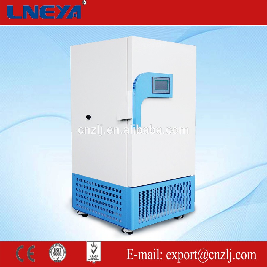 Temperature of -86 degree ultra low temperature freezer used for vaccine or industrial with best price and good quality