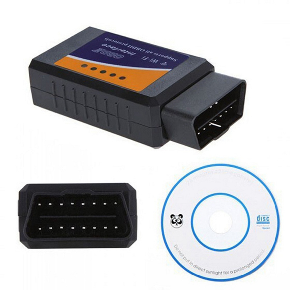 MINI ELM327 elm 327 wifi Obd2 Auto Diagnostic Scanner
