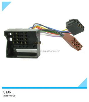 China Fabrikant Aangepaste Auto Stereo Radio Kabel Kabelboom Auto Cd ...