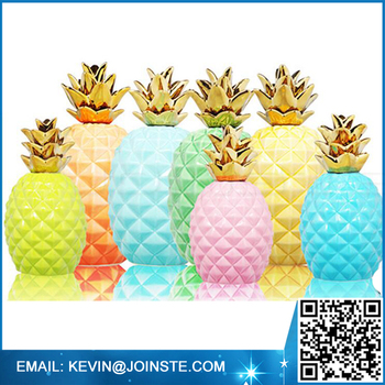 Pineapple Christmas Decorations,Pineapple Ornaments - Buy ...