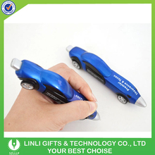 Custom Novelty Cartoon Gifts Mini Car Shape Advertising Pen With Logo