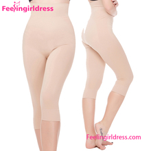 China Supplier Comfortable Nude Hot Body Shaper For Women Slimming Pants