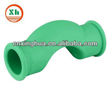 Newest Design High Quality ppr bypass bend , short radius bend pipes , inspection bend