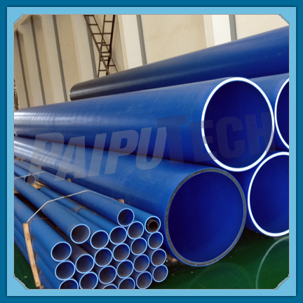 6 inch 160mm Diameter Plastic PVC Water Supply Pipe