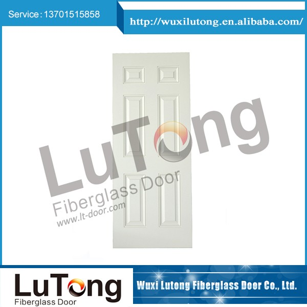 Top grade Cheapest fiberglass steel strong smooth door skins