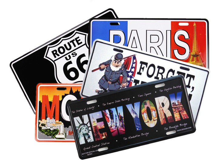 New York Car License Plate,number plates