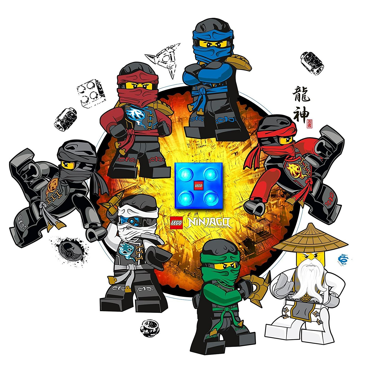 Remarkable Cheap Ninjago Wall Decals Find Ninjago Wall Decals Deals On Download Free Architecture Designs Scobabritishbridgeorg