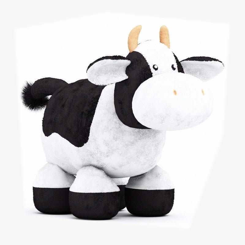 Vaca De Peluche Highland Vaca Peluche Envío Vaca De Peluche Patrón ...