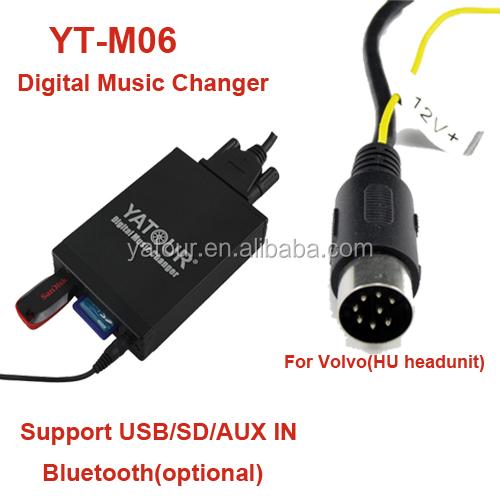 Yatour Yt-m06 Usb/sd/aux/bluetooth Car Radio Mp3 Player