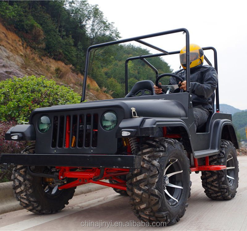 New Products Hot Ce 150cc 200cc Mini Jeep For Sale