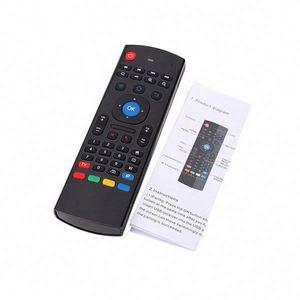 MX3 Wireless Air Mouse wireless Keyboard