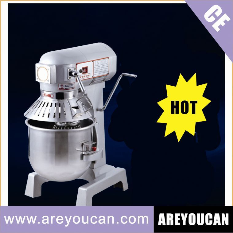 The latest technology commercial bakery flour milk mixer supplier machine with cheap price