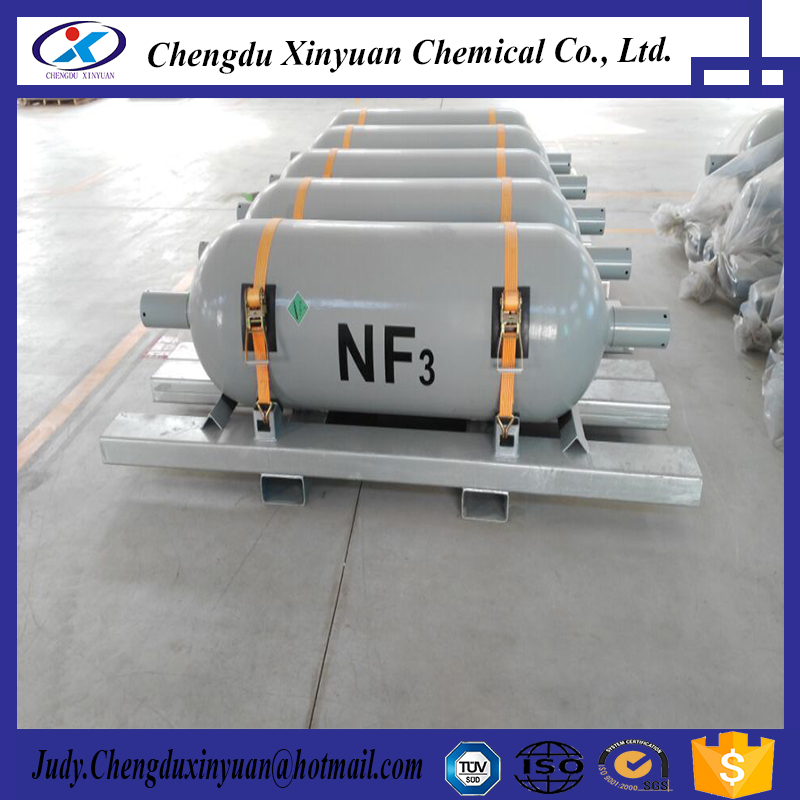 NF3 Nitrogen Trifluoride Hot sale High Purity 99.99%
