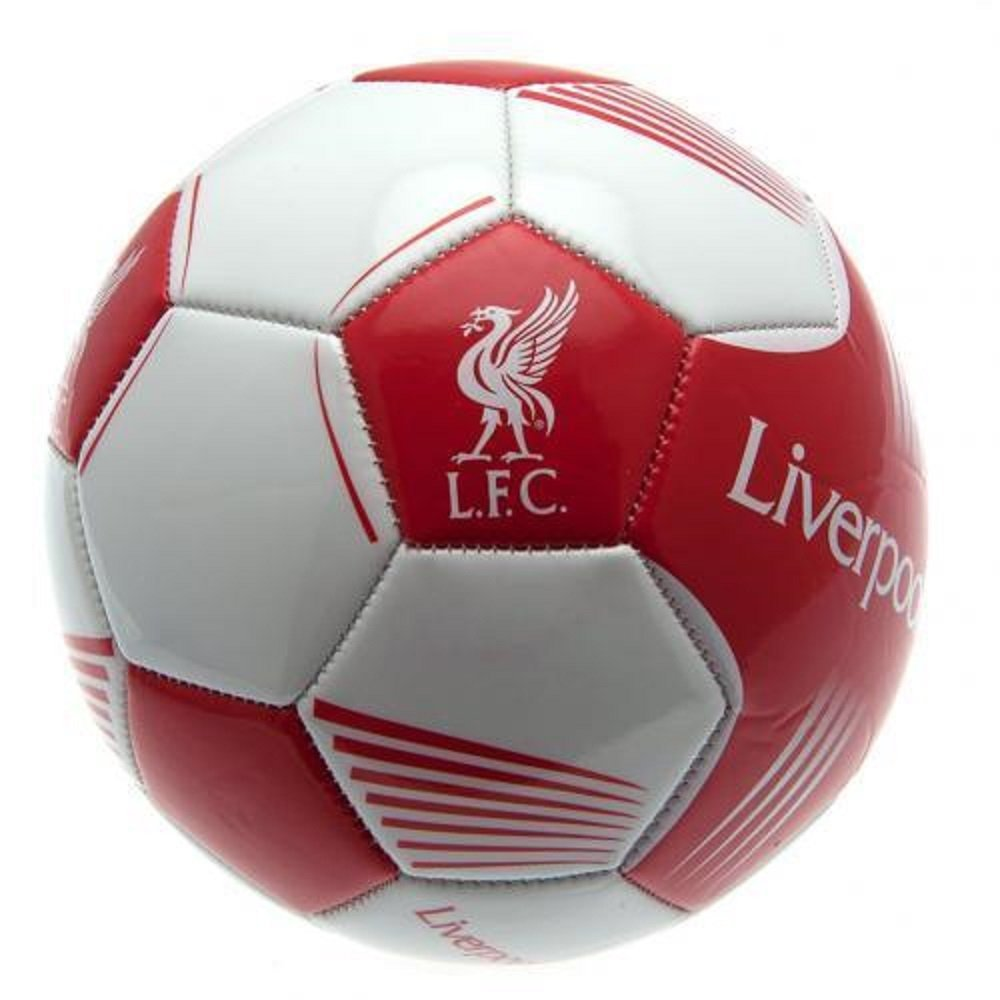 ca629d52e1f Get Quotations · Liverpool FC Football FR Size 5 Official Merchandise