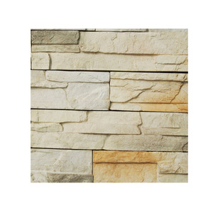 Ashlar stone ledge facing