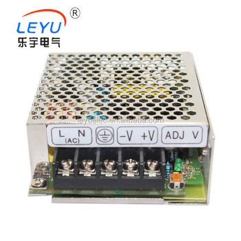 Nes-25-24 Ce Approvded Single Output Voltage Smps Power Supply - Buy ...