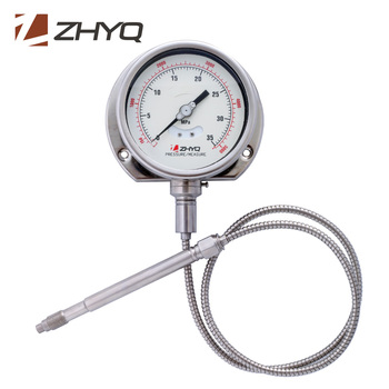 mechanical melt pressure gauge with local reading buy pressure