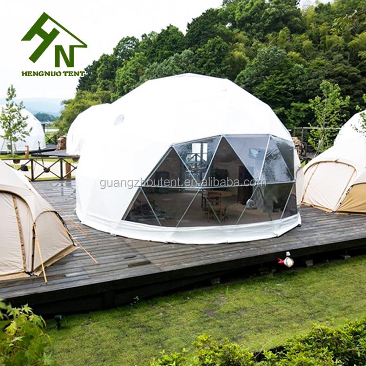 6m Glamping Luxury Tent With Bathroom For Resort Buy